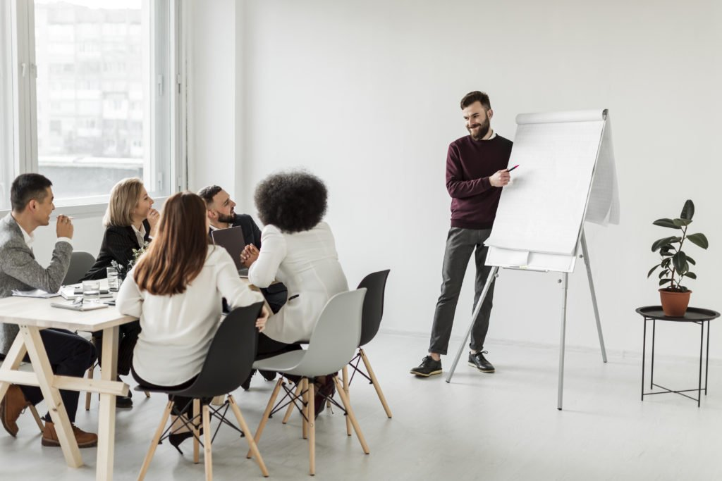 The fourth stage of team development