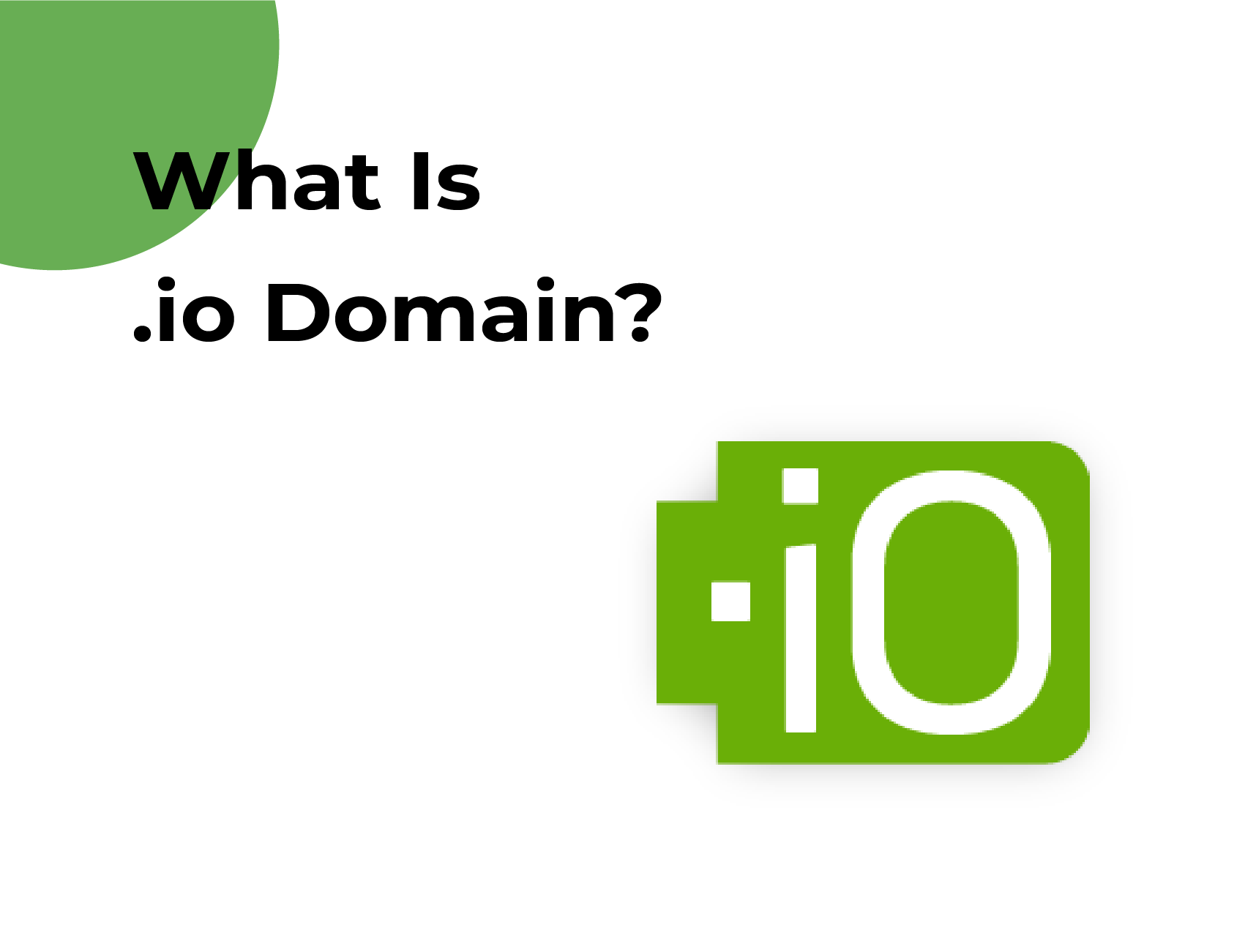 What Is .io Domain and Why Use It for Your Business
