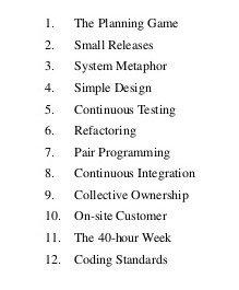 XP 12 principles