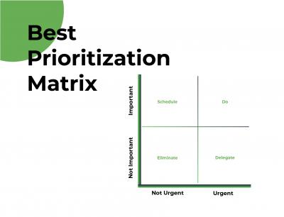 Matrix for prioritization