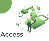 Asking access rules