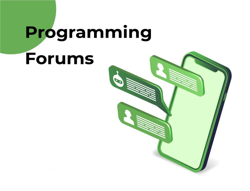 Programming forums