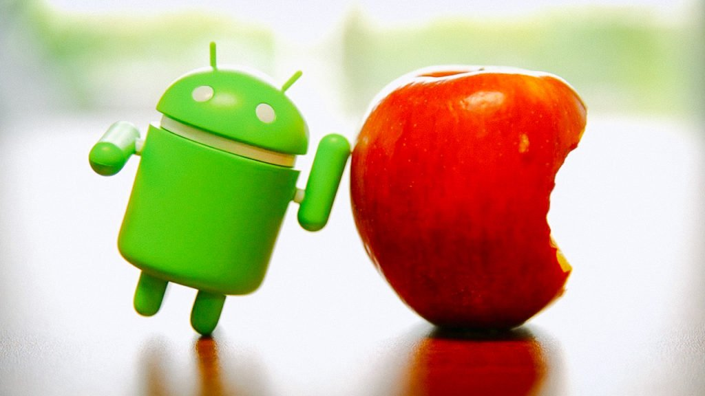 iOS vs Android apps