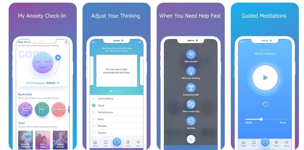 Mindshift app
