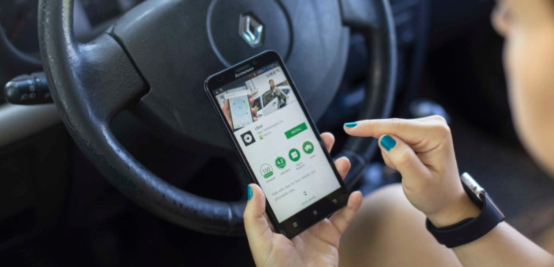 Uber and other on-demand apps