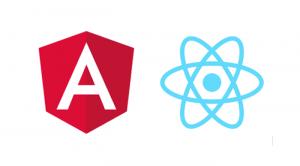 React JS and Angular