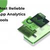 Best app analytics tools