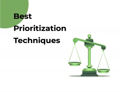 Best prioritization matricies