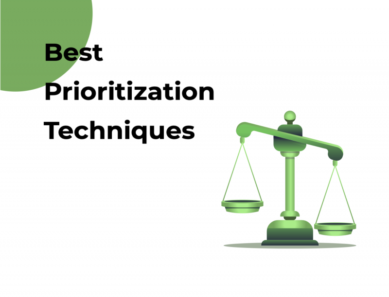 Best prioritization matricies