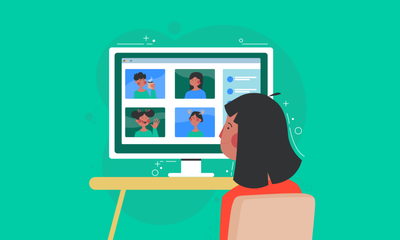 Remote work and team collaboration