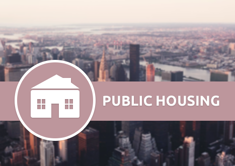 SaaS Portal for Public and Affordable Housing Community image 1