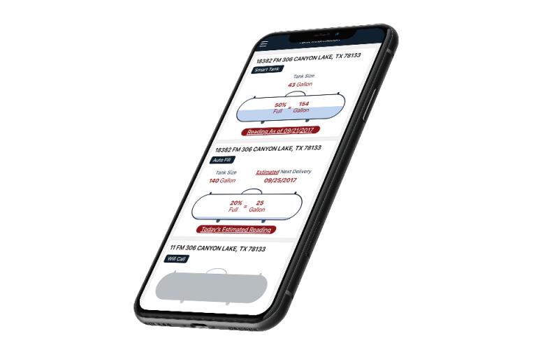 Blue Sky - Propane Delivery Management Platform image 1