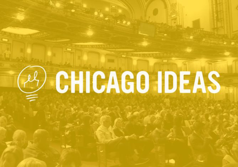 Giving Chicago Ideas a global media platform image 1