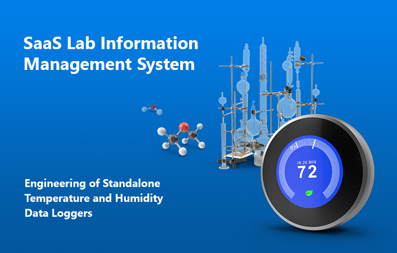SaaS Lab Information Management System: Engineering of Standalone Temperature and Humidity Data Loggers image 1
