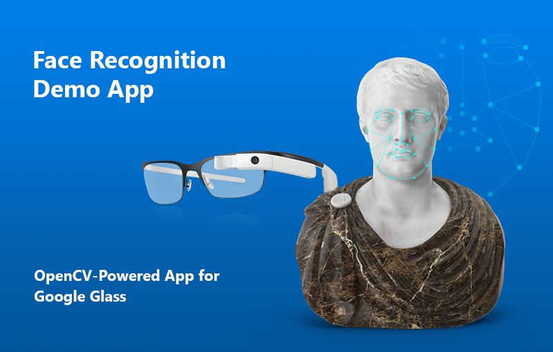 Face Recognition Demo App for Google Glass image 1