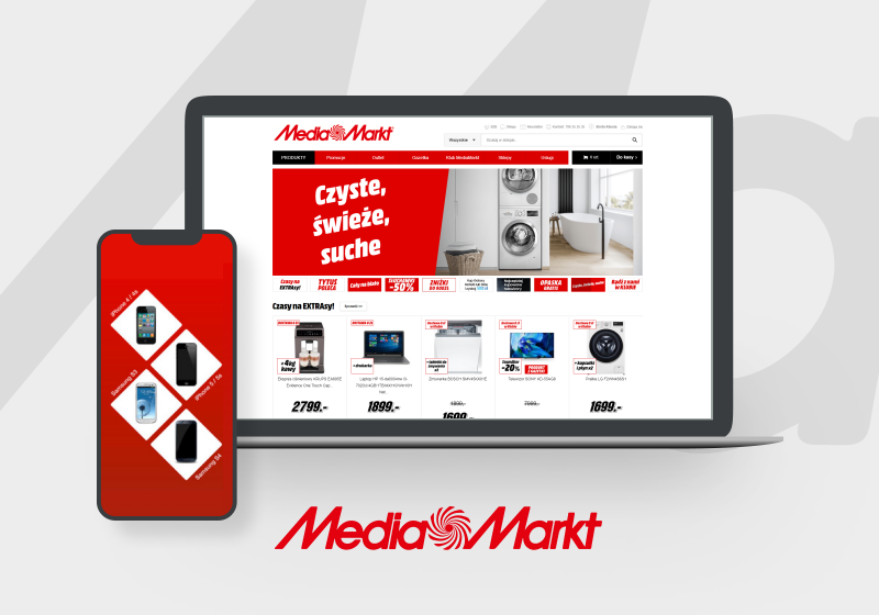Software for self-service terminals and a recruitment portal (Media Markt) image 1