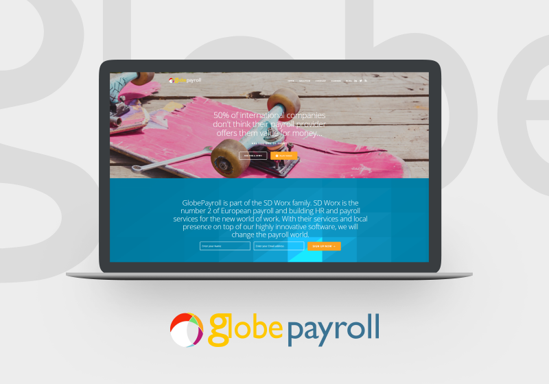 Software for HR management and payroll accounting (GlobePayroll) image 1
