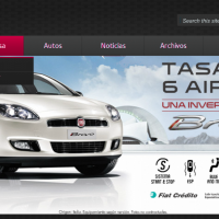 FIAT - Car Dealers Extranet Portal