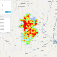 Province of Córdoba - GIS Solutions integrated with Dynamics CRM