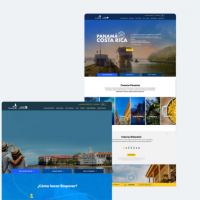Copa Airlines Promotion Site