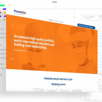 Promedon - Digital transformation through UX process