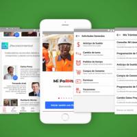 App for Employees: Mi Portal