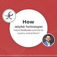 Automation of mystery shopping platform of RedQuanta