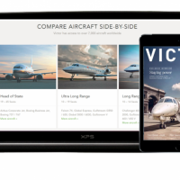 The marketplace for private jet flights