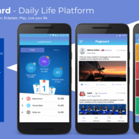 PayBoard - Daily Life apps inside Whatsapp for Ad Sharing
