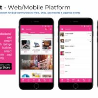 AllChat - Token Based & Chat-Oriented Social Network Platform