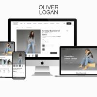 Designed and developed Shopify e-commerce website and mobile application for clothing store