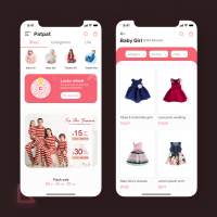 Ecommerce iOS and Andriod App