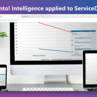 Pronto! Intelligence applied to ServiceDesk