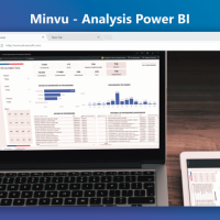 Minvu - Analysis Power BI
