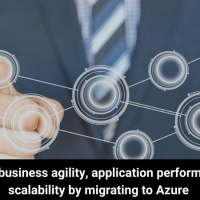 Improved application performance, and scalability by migrating to Azure
