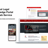 National Legal Knowledge Portal and Web Service