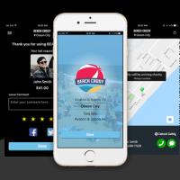 Beach Caddy - World's First On-Demand App for Beachgoers