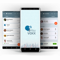 YouVOXX - Robocall Blocker with Voicemail to Text & Visual Voicemail