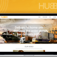 Integrated Logistics System for Hubbed