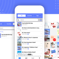 Mobile App for Exploring Japan