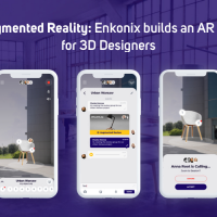 Augmented Review: streamline and validate 3D designs in real-time