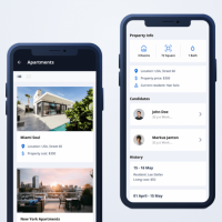 Mobile PoC App For Real Estate With A Low-Code Approach