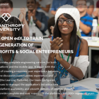 Open edX to Train Nonprofits & Social Entrepreneurs