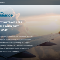 Web Portal Connecting Travellers with the Help Need Most