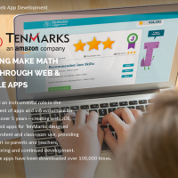Math Made Fun via Web & Mobile Apps