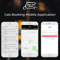 A complete online solution for both the drivers as well as the riders. Taxi rides now made easier!