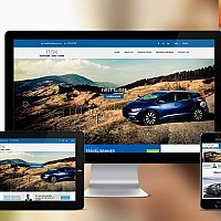 IVN International Vehicle Network Website