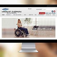 Ecommerce website : cushion