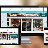 Pottery parlour website