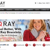 Qray Wellness Bracelets | Feel Better With QRay Products